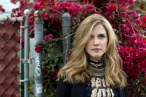 Sara Canning & Candice Accola - Nylon photoshoot outtakes