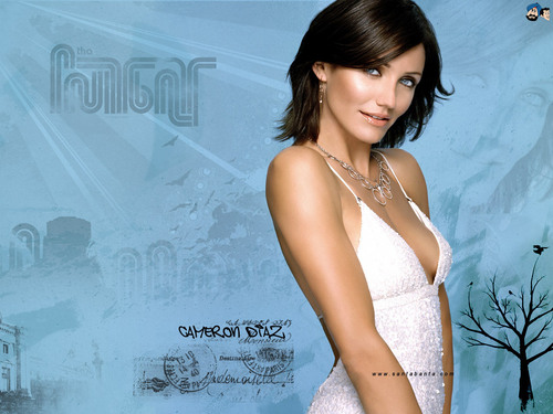 Cameron Diaz wallpaper possibly with a portrait entitled Cameron Diaz