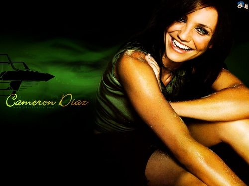 cameron diaz wallpaper probably containing skin titled Cameron Diaz