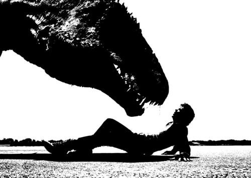 Connor Vs G rex!