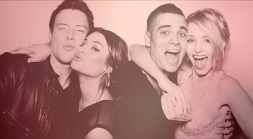 Cory, Lea, Mark, Dianna