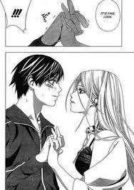 Couple! What manga is it from?