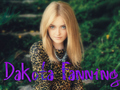 D.F - dakota-fanning wallpaper