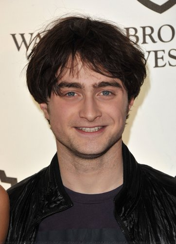 Dan-HP7 Part I London Photocall