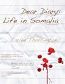 Dear Diary: Life in Somalia (Fanfiction Book Cover) - tiva-fan-fiction fan art