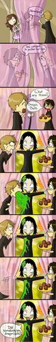 Death eater - Comic