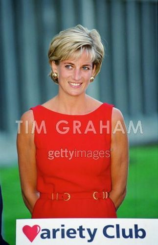 Diana, Princess Of Wales, At Northwick Park
