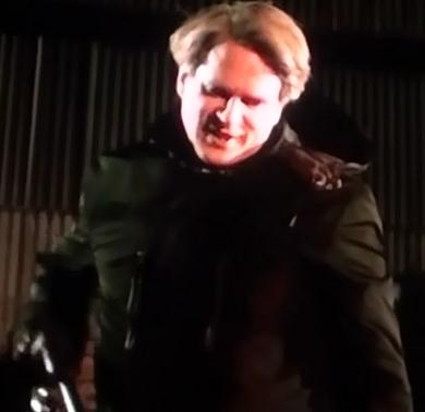 Dr Gordon capturing Hoffman