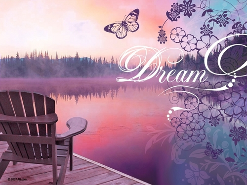 Dream - daydreaming Wallpaper