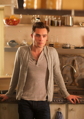 Ed in chalet girl :))