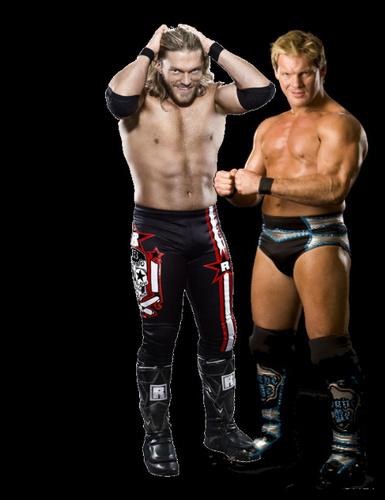Edge and Jericho