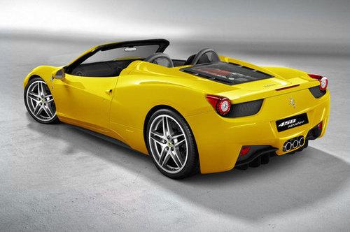 Ferrari Images Ferrari 458 Italia Spider Coupe Cabriolet