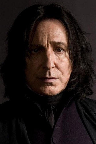 Flirty Severus