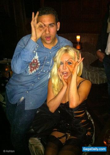 Gaga @ Oak Room