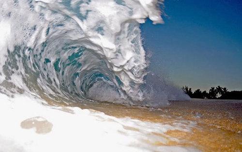 God's waves