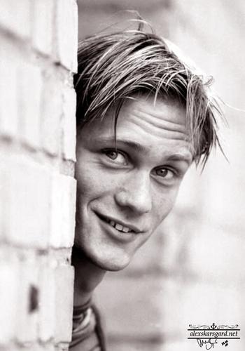 Alexander Skarsgård fond d'écran called Hakan Lindgren Photoshoot '99