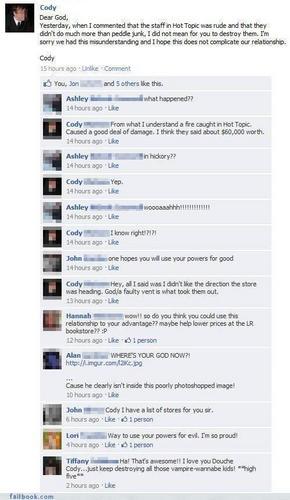 Hilarious Shet