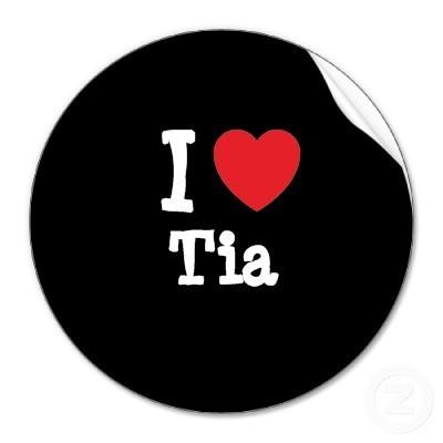 I प्यार Tia