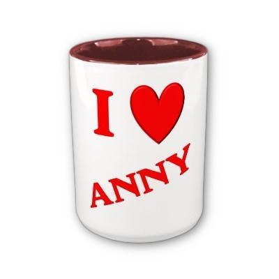 I प्यार Anny