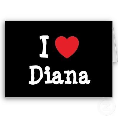 I प्यार Diana