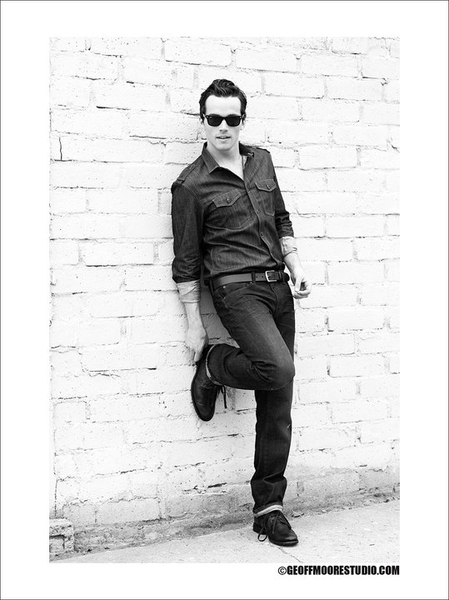 Ian Harding Photoshoot - pretty-little-liars-tv-show photo
