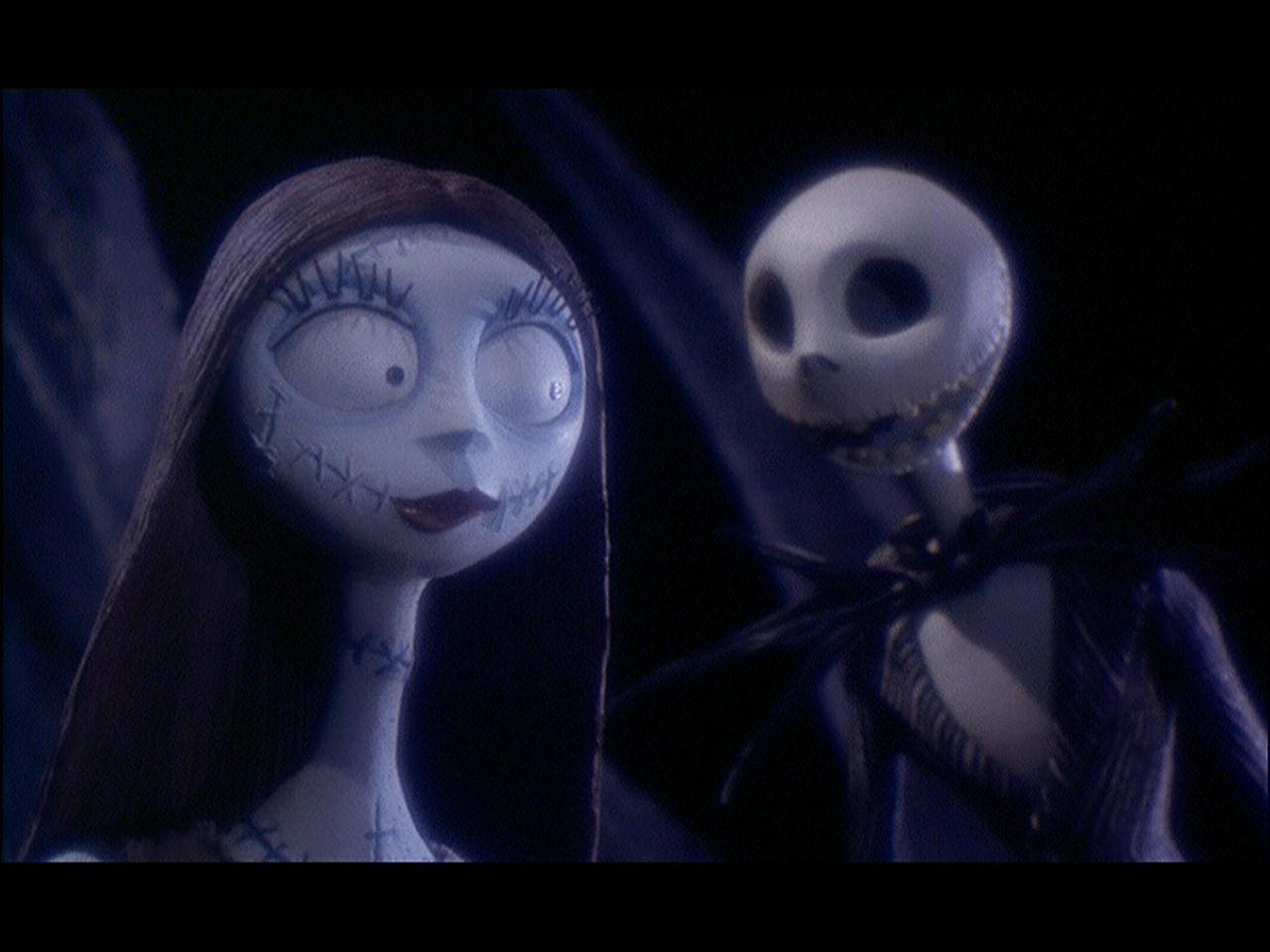 Jack and Sally - Tim Burton Image (18279218) - Fanpop