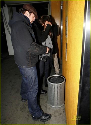 Javier Bardem & Penelope Cruz: Movie Date Night