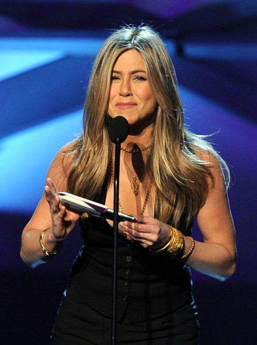 Jennifer @ 2011 People's Choice Awards