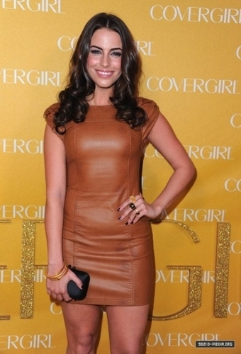 Jessica @ CoverGirl 50th Anniversary Party