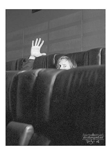 Johan Bermark Photoshoot '06