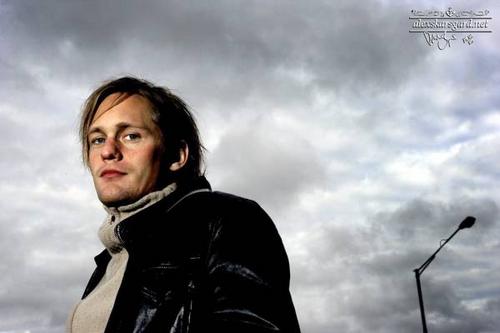 Jonas Lindkvist Photoshoot '05