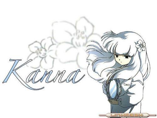 Kanna... the forgotten void