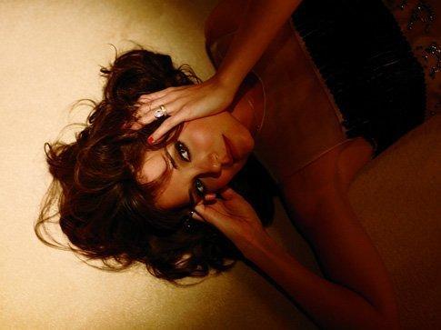 Katie Holmes - Elle Magazine