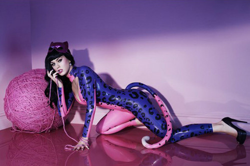 Katy Perry Purr Ad