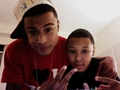 Khalil and his lil bro  :) <3