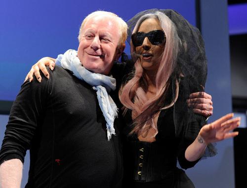 Lady Gaga Reveals Polaroid Grey Label Products