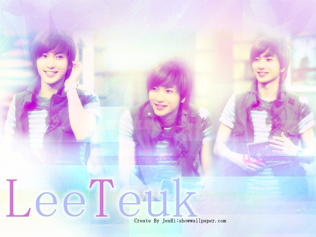 Pictures Actor Epic: Lee Teuk Photo Set