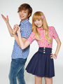 Leeteuk and Jessica