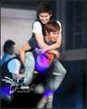 Leeteuk and Kyuhyun