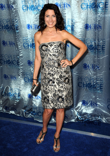 Lisa @ 2011 People's Choice Awards