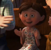 Carl And Ellies Wedding Without Disney This World Would Be Differ Ellie