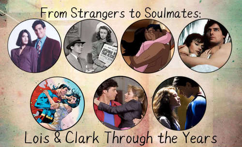 Lois and Clark Through the Years