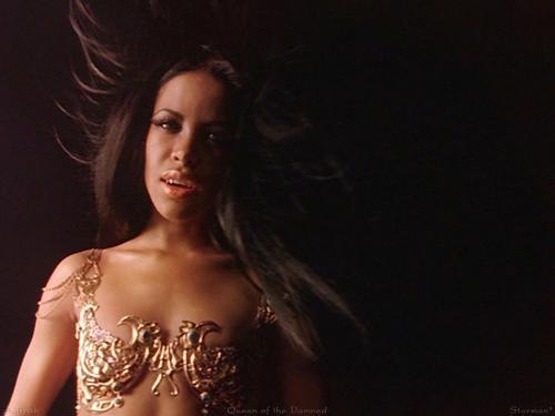 愛 あなた Aaliyah..