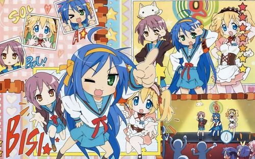 Lucky star, sterne WallPaper