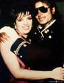 MJ & Liza Minelli - michael-jacksons-ladies photo