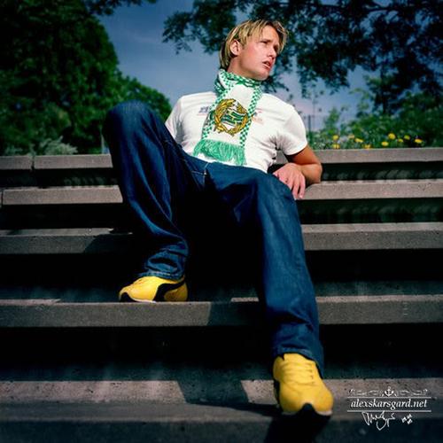 Magnus Jönsson Photoshoot '01