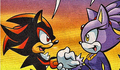 Making Eyes - archie-sonic-the-hedgehog photo