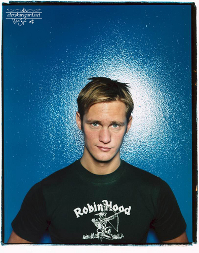 Mattias Barda Photoshoot '00