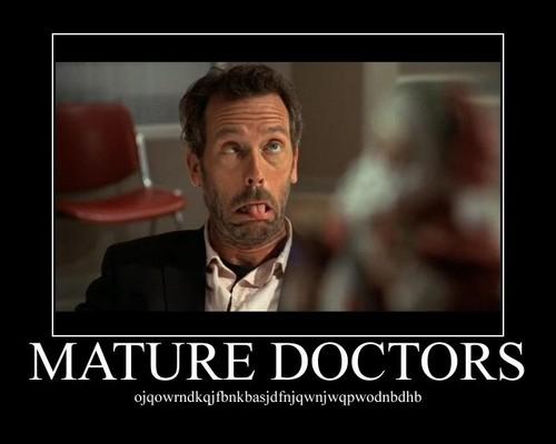 Mature Doctors