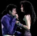 Michael & Tatiana  - michael-jacksons-ladies photo